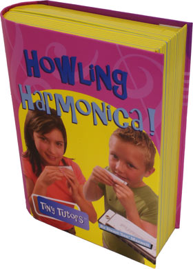 Tiny Tutor Packs with instrument Harmonica