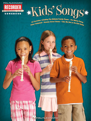 Kids' Songs for Recorder