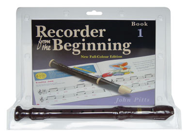 Recorder from the Beginning Pack