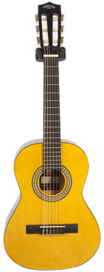 1/2 Size Classical Guitar - Natural finish