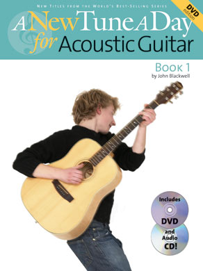 The New Tune A Day: Acoustic Guitar Book 1