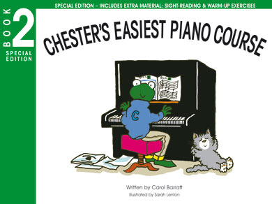 Chester's Easiest Piano Course - Book 2