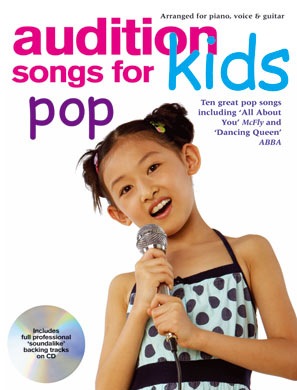 Audition Songs for Kids Pop